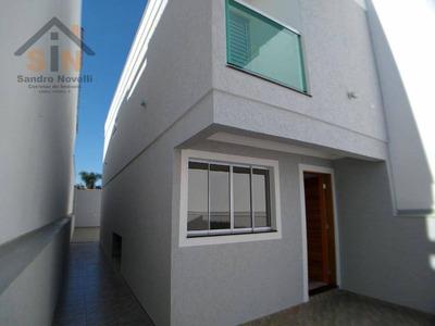 Sobrado Com 2 Dormitórios À Venda, 70 M² Por R$ 290.000,00- Vila Nova Bonsucesso - Guarulhos/sp - So0078