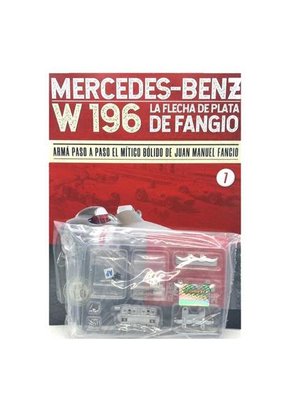Arma M. Benz Flecha De Plata W 196 Fangio Nº 07