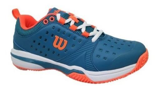 Zapatillas De Tenis Wilson Set Mujer