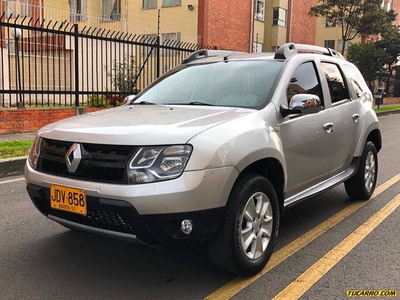 Renault Duster Dymanique 4x2 1600cc Mt Aa Dh