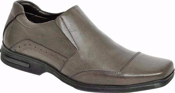 Sapato Masculino Couro Barato Black Fradey