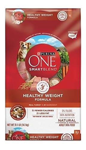 Purina One Smartblend Healthy Weight Formula Comida Para Per