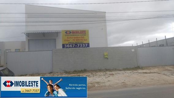 Barracão/galpão Para Alugar - 00480.009