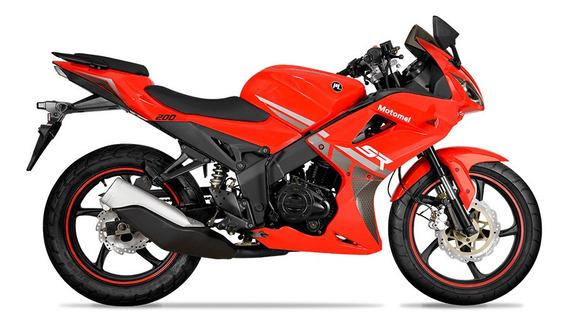 Motomel Sr 200 R 18 Ctas$6.052 Motoroma