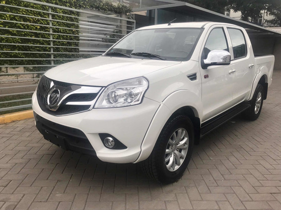 Foton Tunland Luxury