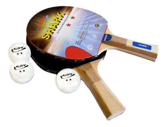 Kit Para Tenis De Mesa
