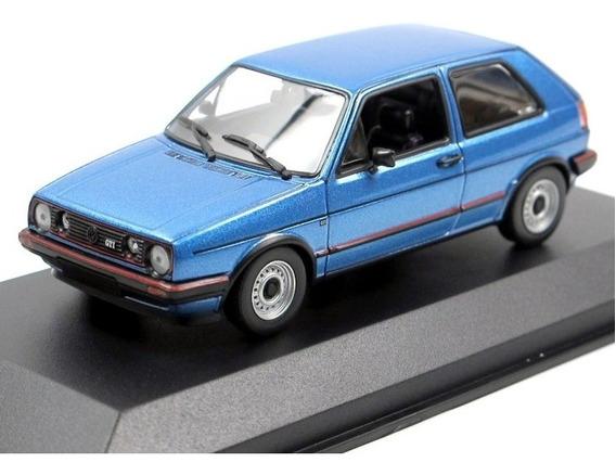 Volkswagen Golf Gti 1985 - 1/43 Maxichamps