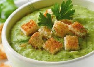 Receita De Sopa De Espinafre Com Legumes