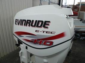 Evinrude Etec 115ho Distribuidor Oficial Nautica Del Plata
