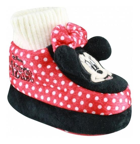 Pantufa Infantil Bebê Ricsen Minnie Mouse 12047 | Katy