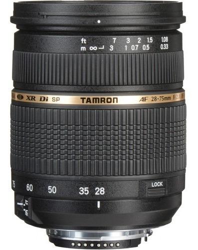 Lente Tamron Sp 28-75mm F / 2.8 Xr Di Para Nikon F
