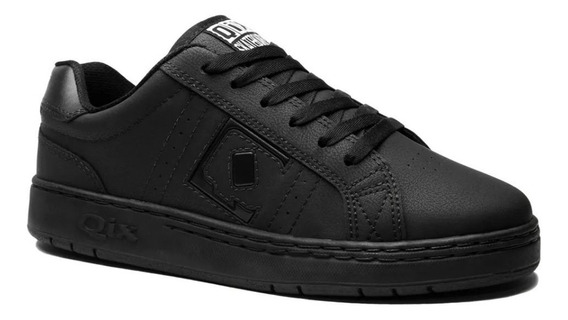 Tênis Qix Combat Clássico Estilo Sneaker 2019 Original Skate Antigo Combat Estilo Anos 90