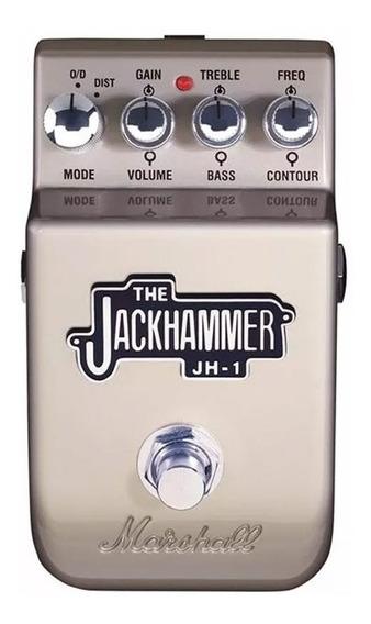 Pedal De Efeito Para Guitarra Marshall Jh-1 Jackhammer Pedl-10024