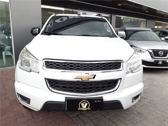 Chevrolet S10 2.8 Ltz 4x2 Cd 16v Turbo Diesel 4p Automático