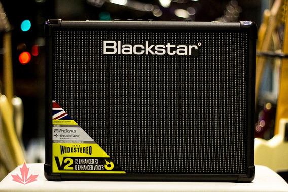 Amplificador Blackstar Idcore 40 V2 40 Watts 6.5pol +brinde