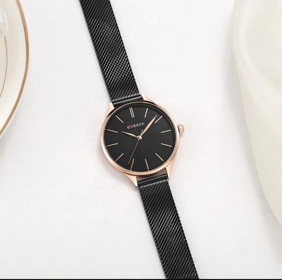 Relógio Feminino Curren Analógico C9024l