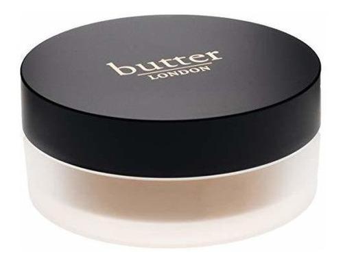 Imagen 1 de 6 de Butter London Lumimatte Polvo Fijador Y De Acabado Difumina.