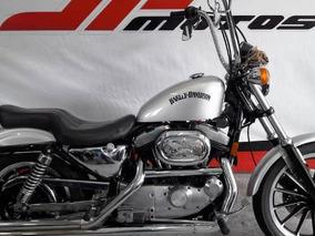 Harley Davidsson Xl 883 Prata