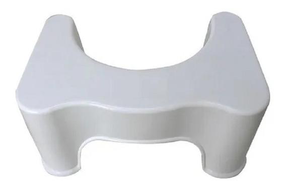Banquinho De Cócoras Apoio Postural Vaso Sanitário Supermedy