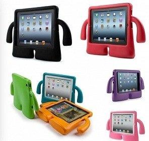 Capa Ibuy Infantil Emborrachada iPad Mini Melhor Valor