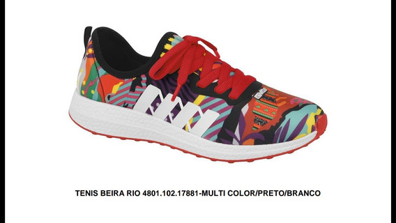 Tênis Actvitta 4801.102.17881 / Cor: Multi Color