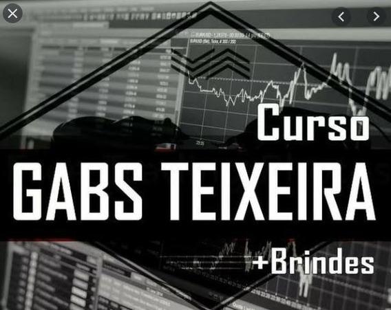Binaries Curso Gabs Teixeira 2019+thalisson Trader+indicador