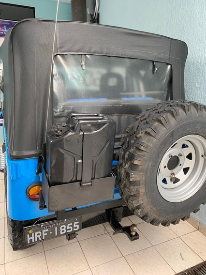 Jeep Willys 6 Cilindros 4x4
