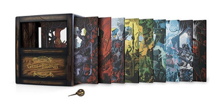 Game Of Thrones Serie Completa Collector