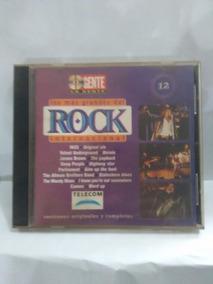 Cd Los Mas Grandes Del Rock Internacional Vol 12