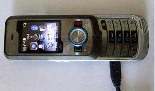 Nextel I706 Internet Fm Bluetooth Camara Enterito