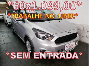 Ford Ka 1.5 Se Flex 4p Aplicativo Uber 99