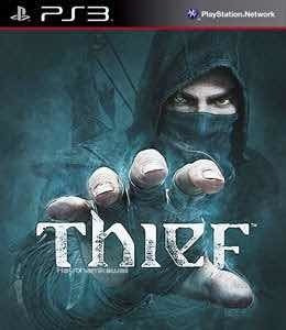 Thief Jogo Para Ps3 Lacrado