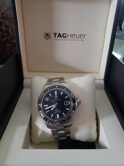 Reloj Tag Heuer Wak2110 Aquaracer Calibre 5 Original