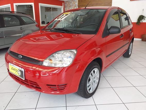 Ford Fiesta Hatch Personalite 1.0 2007 Completo
