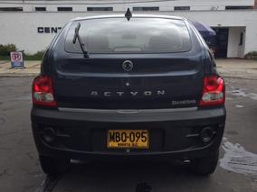 Ssangyong Actyon Motor 2300 2012 Silver Gray 5 Puertas