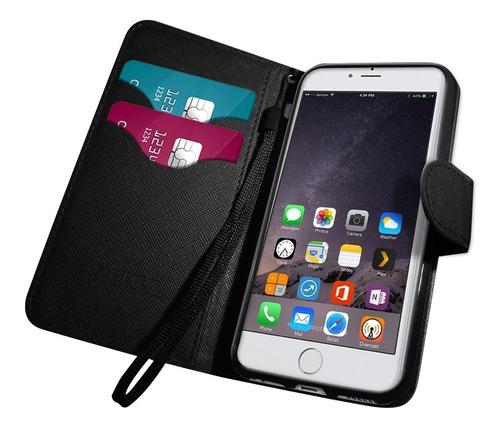 Funda Estuche Flip Cover Samsung M10 A10 A20 A30 A50