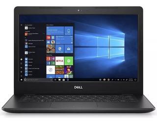 Notebook Dell I5-1035g4 128gb Ssd 4gb 14 (1366x768) Bt Win