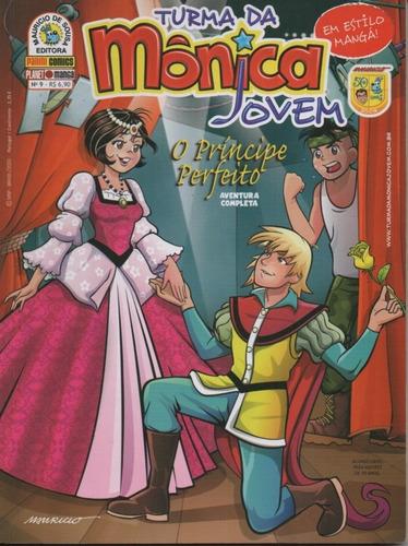 Revista Turma Da Mônica Jovem 9
