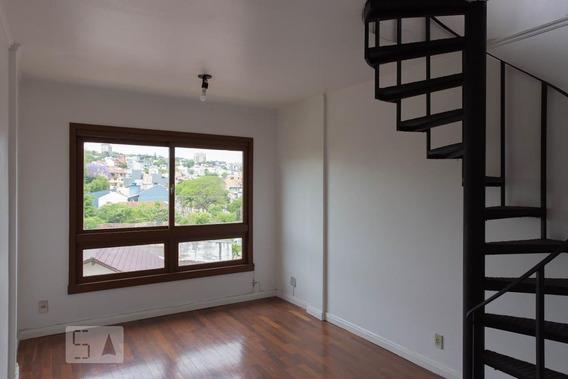Apartamento No 5º Andar Com 2 Dormitórios E 2 Garagens - Id: 892984662 - 284662