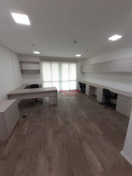 Sala Para Alugar, 40 M² Por R$ 1.400,00/mês - Vila Carrão - São Paulo/sp - Sa0044
