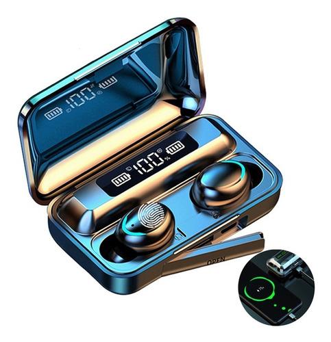 Audífonos Inalámbricos F9-5 Con Estuche Cargador 4000mah