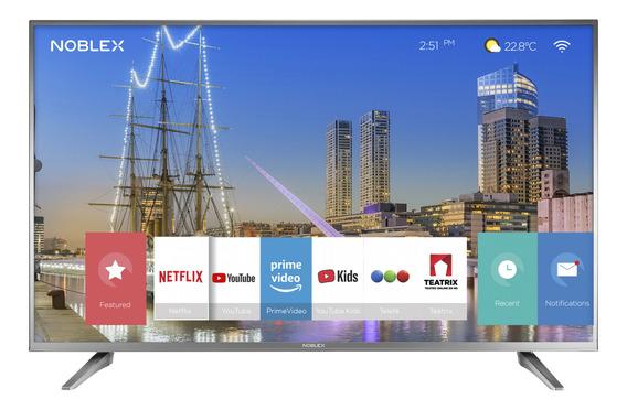 """Smart TV Noblex 4K 50"""" DJ50X6500"""
