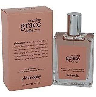 Philosophy Amazing Grace Ballet Rose Perfume For Women Eau D