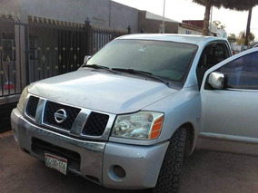 Nissan Titan King Cab Se Tela 4x2 Mt 2004