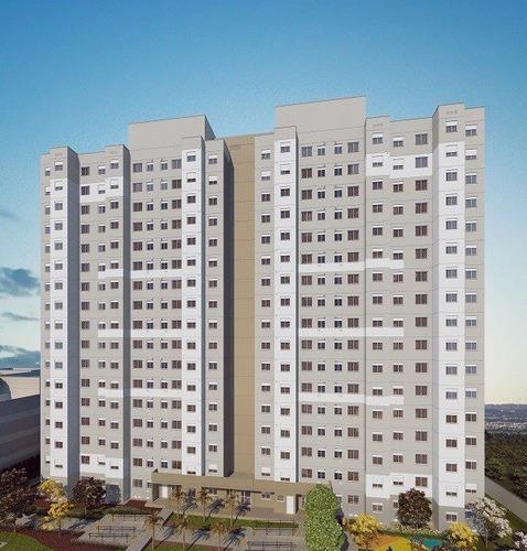 Apartamento Residencial Para Venda, Jardim América Da Penha, São Paulo - Ap8265. - Ap8265-inc