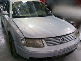 Peças Vw Passat Automático Tiptronic 1.8 20v Turbo 1999