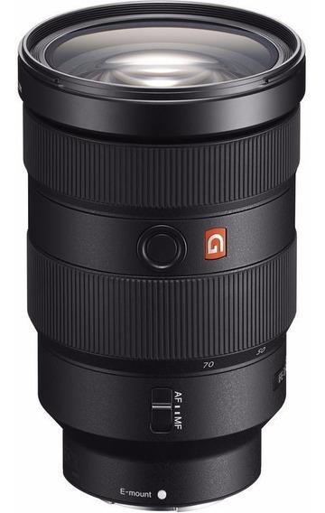 Lente Sony -g Master Fe 24-70 Mm F2.8 Gm Full-frame E-mount