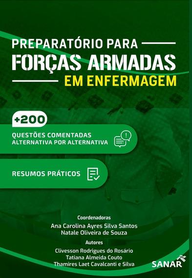 Livro Preparatório Para Forças Armadas Em Enfermagem