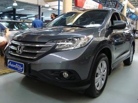 Honda Cr-v 2.0 Exl 2013 Automática (completa + Teto Solar)
