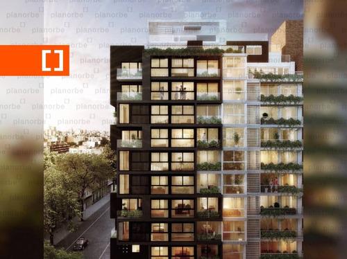 Venta De Apartamento Obra Construcción 2 Dormitorios En Barrio Sur, 01 Las Artes Unidad 201